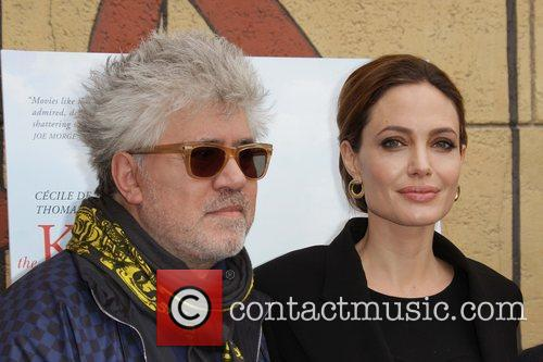 Pedro Almodovar, Angelina Jolie and Egyptian Theater 3