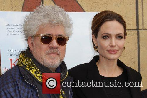 Pedro Almodovar, Angelina Jolie and Egyptian Theater 4
