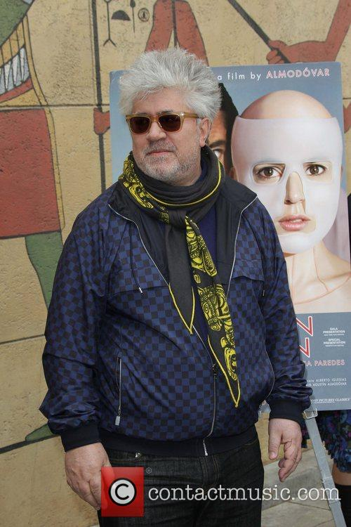 Pedro Almodovar, Egyptian Theater