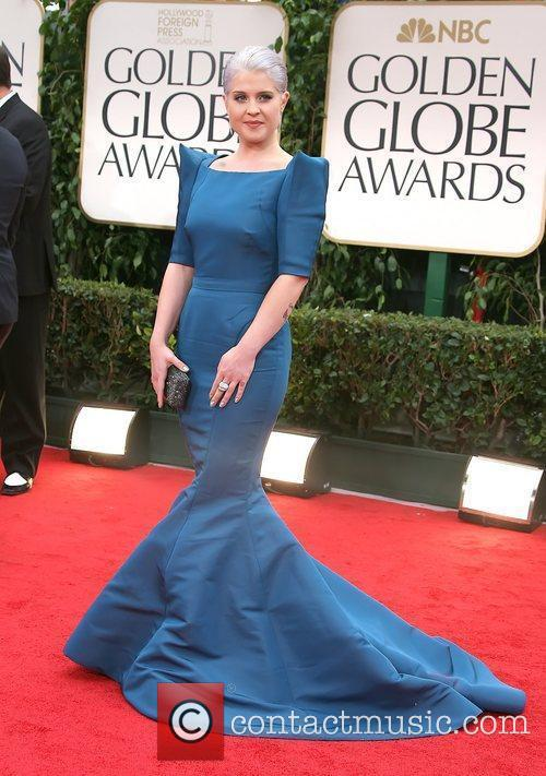 Kelly Osbourne, Golden Globe Awards and Beverly Hilton Hotel 3