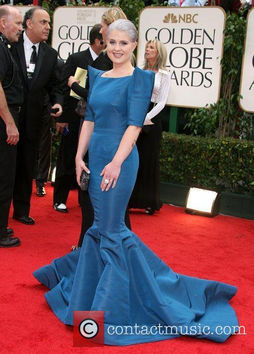 Kelly Osbourne, Golden Globe Awards and Beverly Hilton Hotel 4