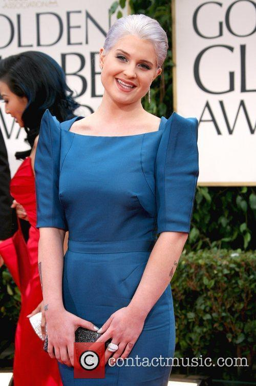 Kelly Osbourne, Golden Globe Awards and Beverly Hilton Hotel 1