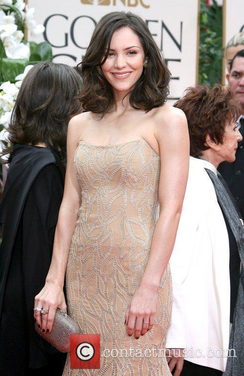 Katharine Mcphee, Golden Globe Awards and Beverly Hilton Hotel 2