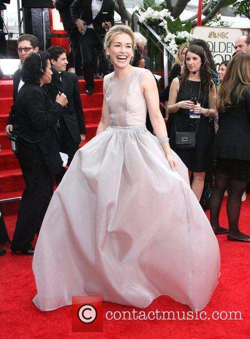 Piper Perabo, Golden Globe Awards and Beverly Hilton Hotel 3