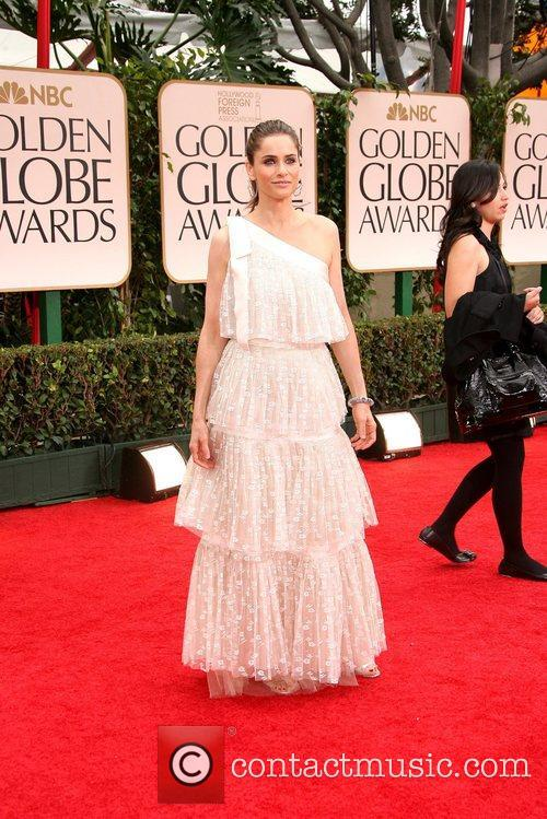 Amanda Peet, Golden Globe Awards and Beverly Hilton Hotel 3