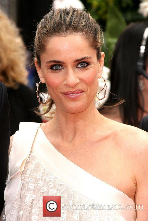Amanda Peet, Golden Globe Awards and Beverly Hilton Hotel 5