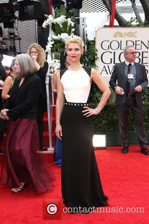 Claire Danes, Golden Globe Awards and Beverly Hilton Hotel 4