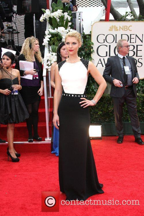 Claire Danes, Golden Globe Awards and Beverly Hilton Hotel 1