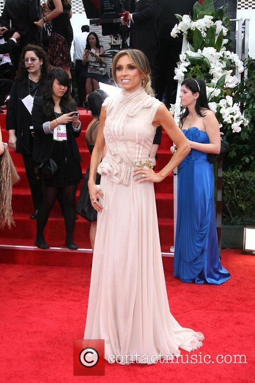 Giuliana Depandi, Golden Globe Awards and Beverly Hilton Hotel 3