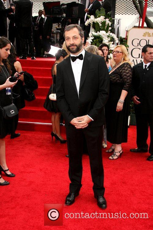 Judd Apatow, Golden Globe Awards, Beverly Hilton Hotel