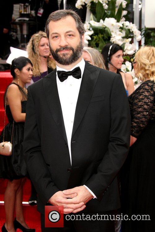 Judd Apatow, Golden Globe Awards and Beverly Hilton Hotel 1