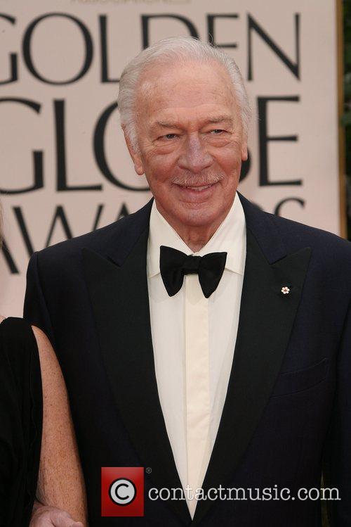 Christopher Plummer The 69th Annual Golden Globe Awards...