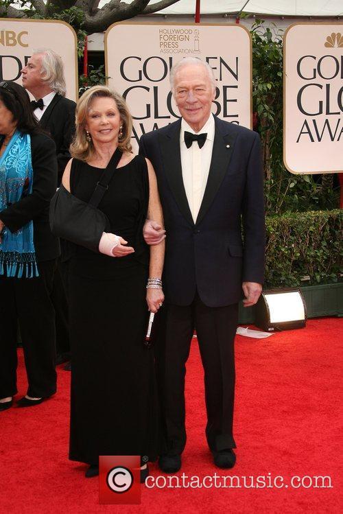 Christopher Plummer, Golden Globe Awards and Beverly Hilton Hotel