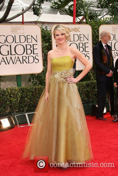 Missi Pyle, James Cromwell, Golden Globe Awards and Beverly Hilton Hotel 2