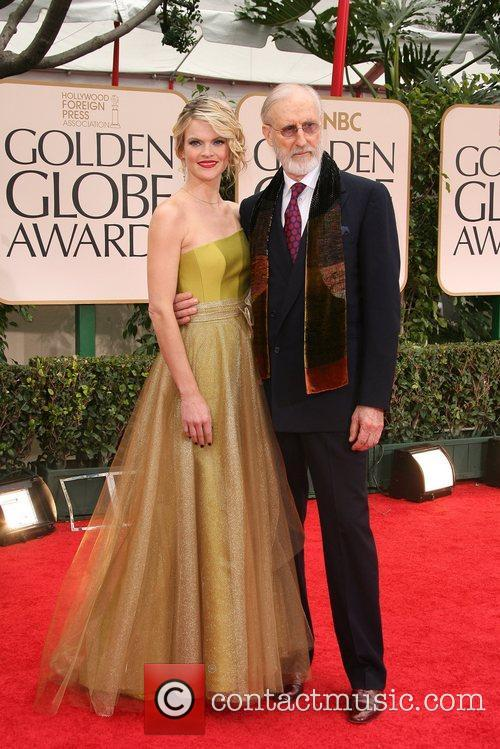 Missi Pyle, James Cromwell, Golden Globe Awards and Beverly Hilton Hotel 3
