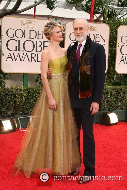 Missi Pyle, James Cromwell, Golden Globe Awards and Beverly Hilton Hotel 1