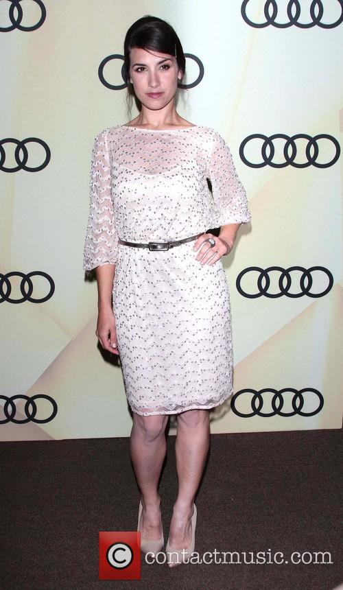 Annika Marks Audi Golden Globe 2013 Kick Off...