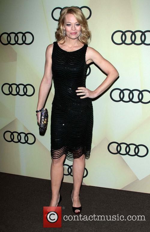 Jeri Ryan Audi Golden Globe 2013 Kick Off...