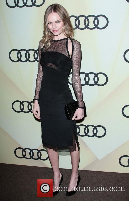 Kate Bosworth Audi Golden Globe 2013 Kick Off...