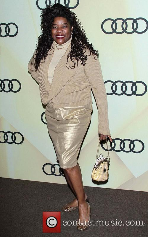 Loretta Devine Audi Golden Globe 2013 Kick Off...