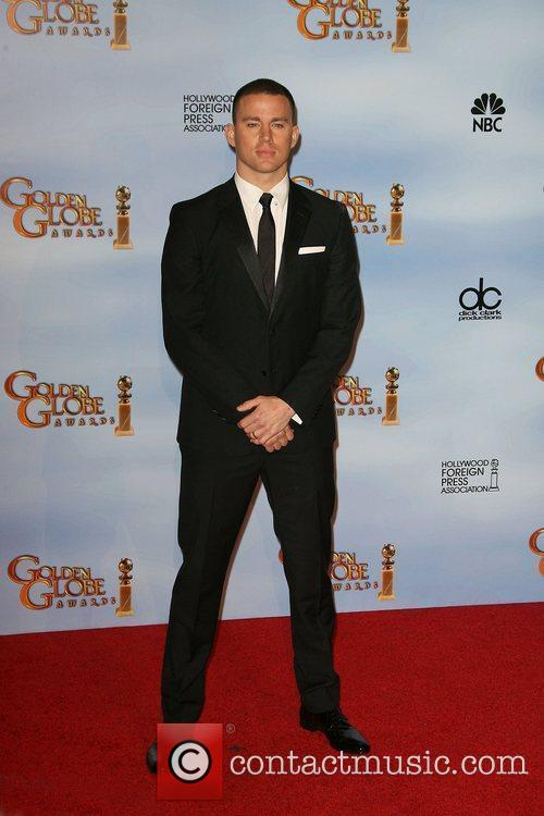 Channing Tatum, Golden Globe Awards and Beverly Hilton Hotel 5