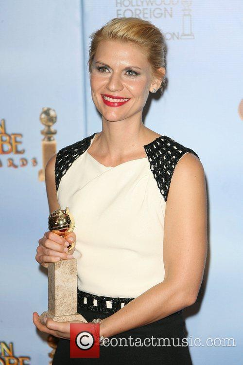 Claire Danes, Golden Globe Awards and Beverly Hilton Hotel 7