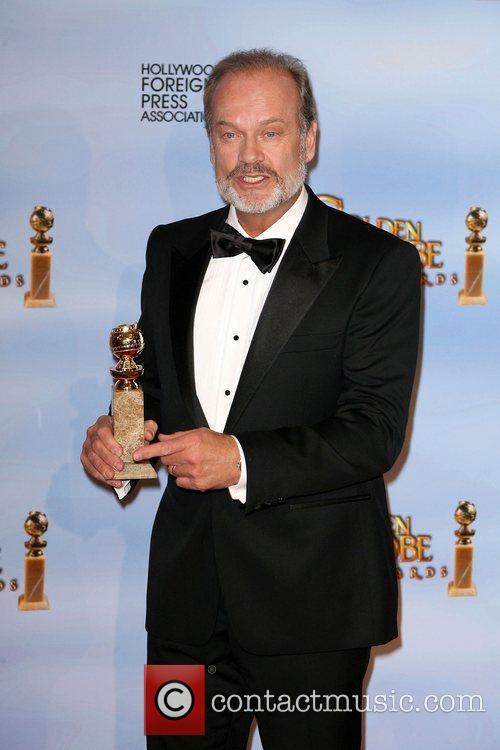 Kelsey Grammer, Berenice Bejo, Jean Dujardin, Ken Davitian, Golden Globe Awards and Beverly Hilton Hotel 1