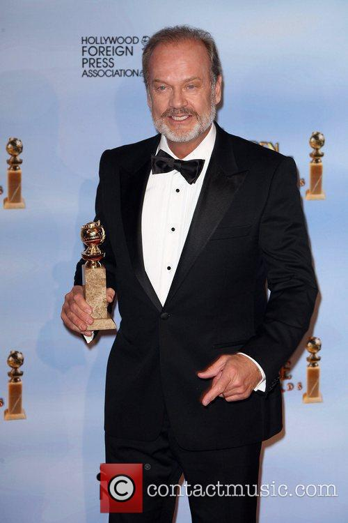 Kelsey Grammer, Golden Globe Awards and Beverly Hilton Hotel 2