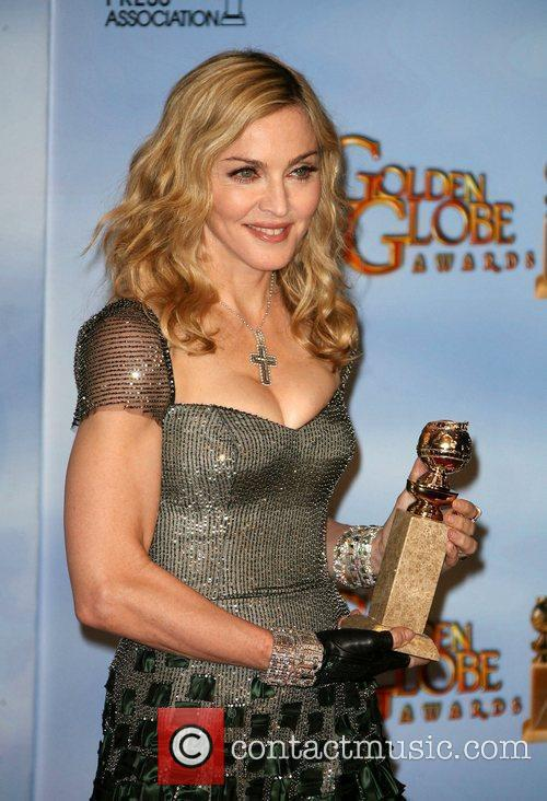 Madonna, Golden Globe Awards and Beverly Hilton Hotel 2