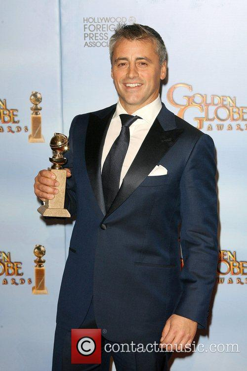 Matt Le Blanc, Golden Globe Awards and Beverly Hilton Hotel 3