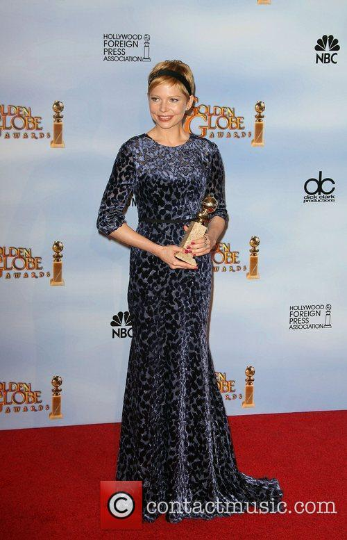 Michelle Williams, Golden Globe Awards and Beverly Hilton Hotel 5