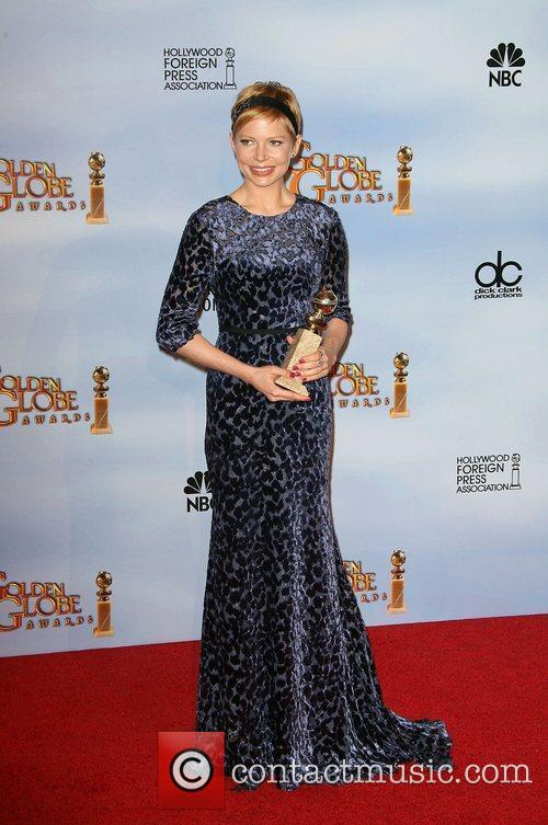 Michelle Williams, Golden Globe Awards and Beverly Hilton Hotel 7
