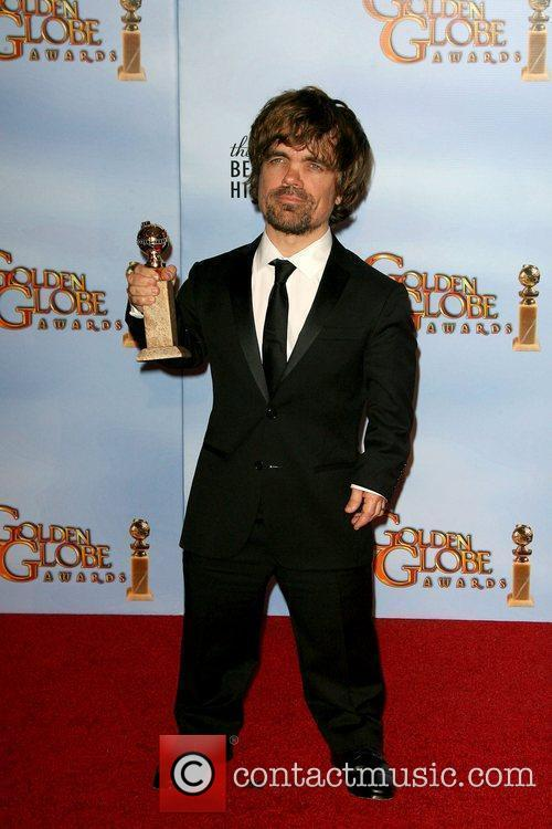 Peter Dinklage, Golden Globe Awards, Beverly Hilton Hotel