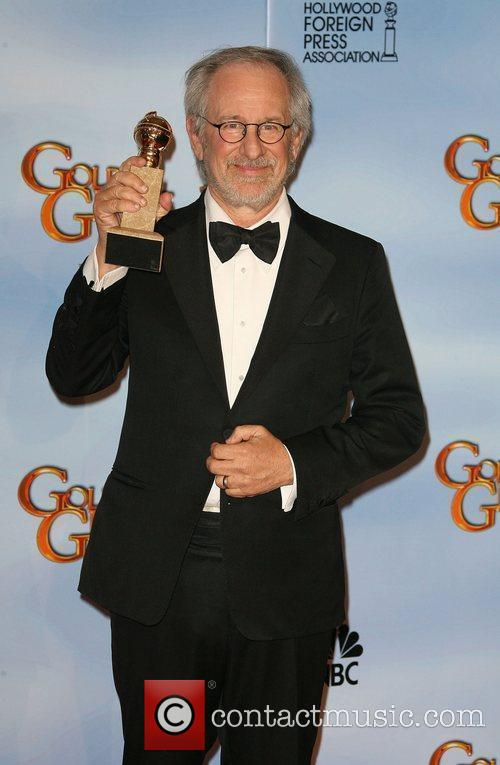 Steven Spielberg, Golden Globe Awards, Beverly Hilton Hotel