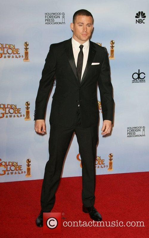 Channing Tatum, Golden Globe Awards and Beverly Hilton Hotel 2