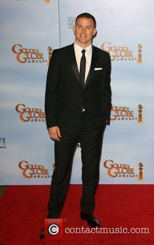Channing Tatum, Golden Globe Awards and Beverly Hilton Hotel 3
