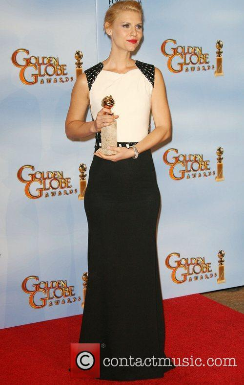 Claire Danes, Golden Globe Awards and Beverly Hilton Hotel 2