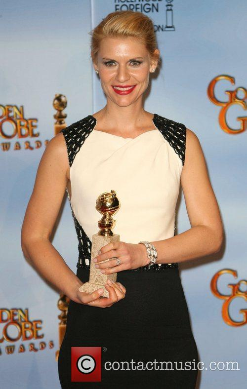 Claire Danes, Golden Globe Awards and Beverly Hilton Hotel 3