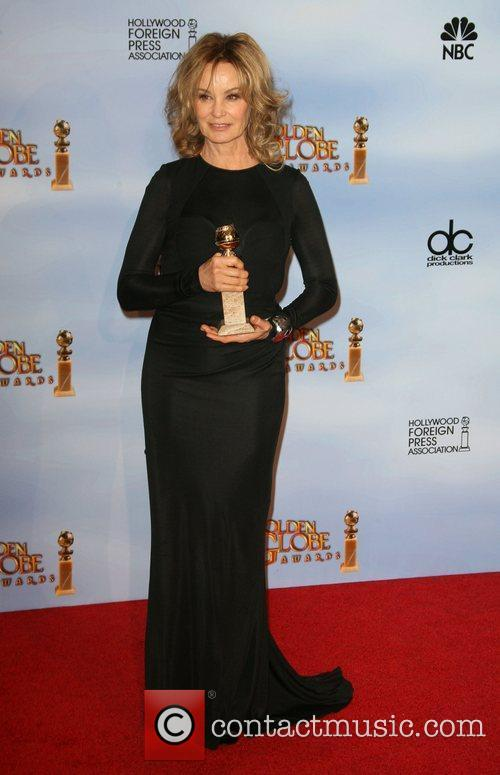 Jessica Lange, Golden Globe Awards and Beverly Hilton Hotel 4