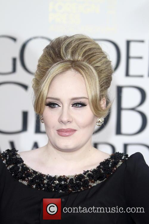 Adele and Beverly Hilton Hotel 2