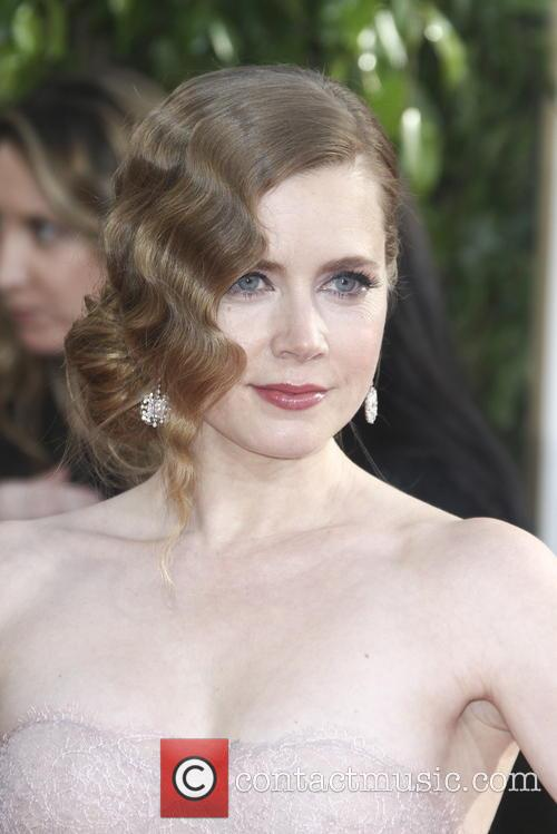 Amy Adams and Beverly Hilton Hotel 2