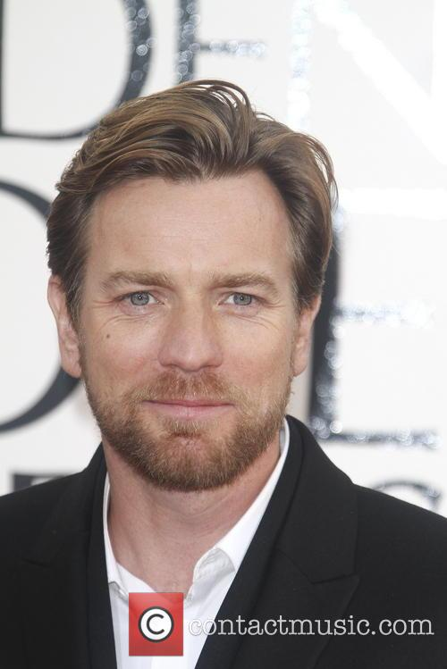 Ewan Mcgregor and Beverly Hilton Hotel 9