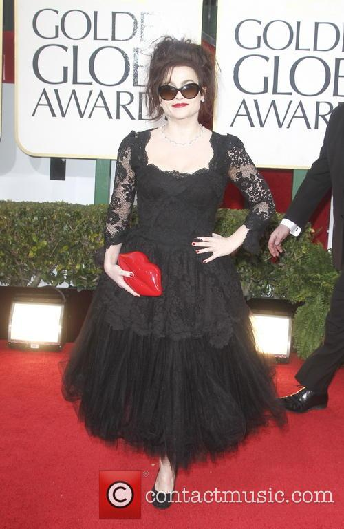 Helena Bonham and Beverly Hilton Hotel 1