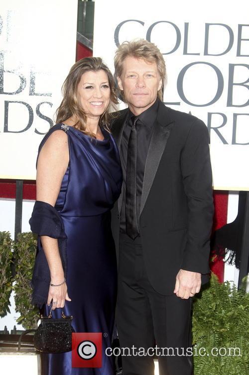 Jon Bon Jovi, Dorothea Hurley and Beverly Hilton Hotel 3