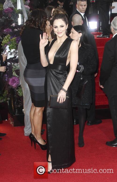 Katharine Mcphee and Beverly Hilton Hotel 1