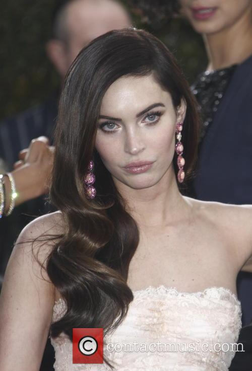 Megan Fox and Beverly Hilton Hotel 2