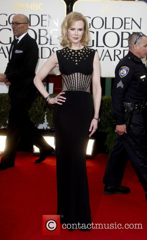 Nicole Kidman and Beverly Hilton Hotel 1