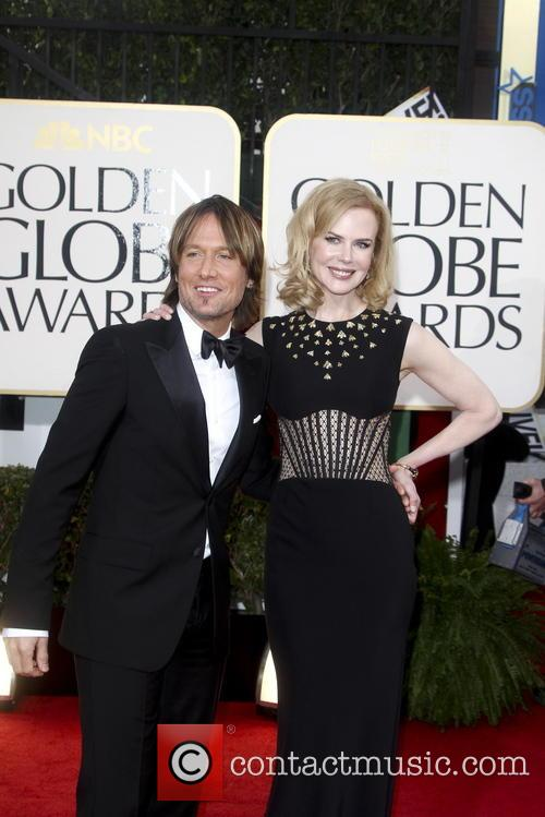 Nicole Kidman, Keith Urban and Beverly Hilton Hotel 3