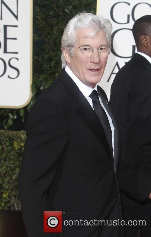 Richard Gere and Beverly Hilton Hotel