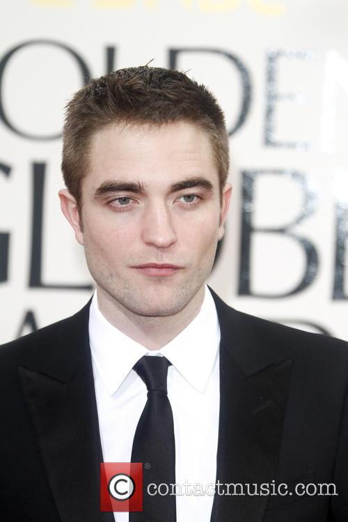 Robert Pattinson Golden Globes